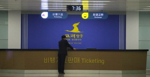 Planned evacuation flight out of Pyongyang postponed until Monday, sources say