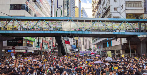 What North Korea said about the Hong Kong protests, and what it means for talks
