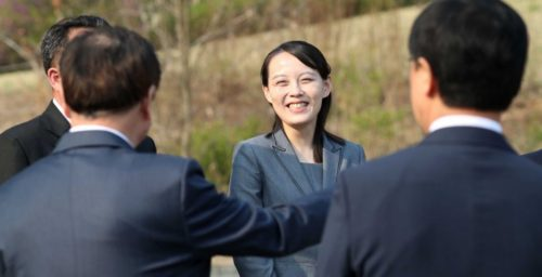 In her own write: Kim Yo Jong makes her mark