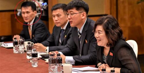 North Korea appoints former U.S. interlocutor as ambassador to Austria