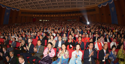 Annual Pyongyang film festival postponed by a month, organizers say