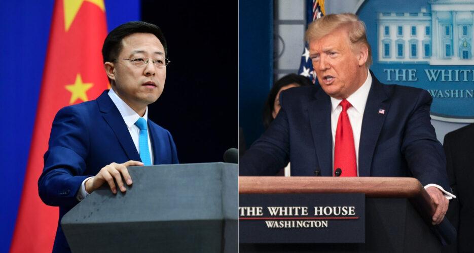 North Korean media highlights growing U.S.-China spat over COVID-19 origins