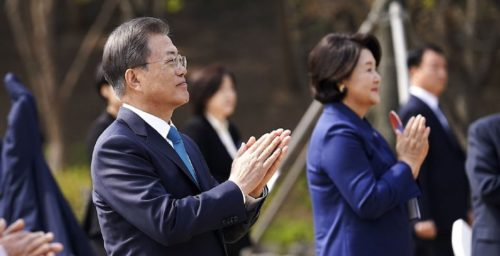 What a landslide ruling party election victory means for South Korean politics