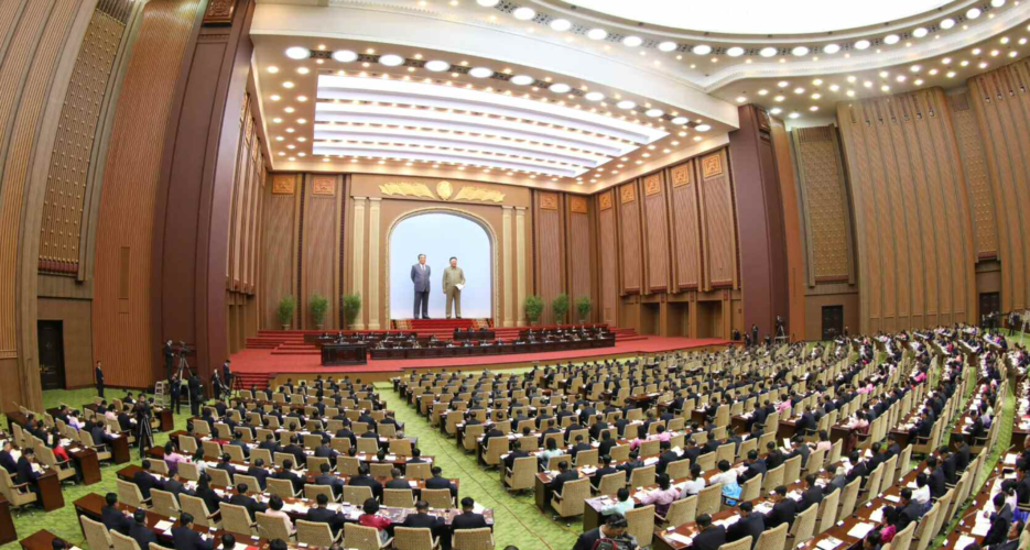 North Korea lays out budget plans, personnel changes at parliamentary meeting