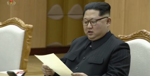 As health rumors mount, Kim Jong Un's letter writing may offer signs of life