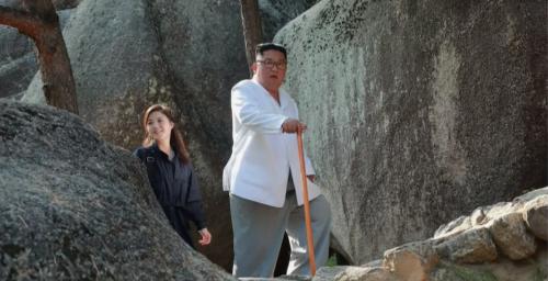 South Korean minister vows to resume inter-Korean tourism at Mount Kumgang