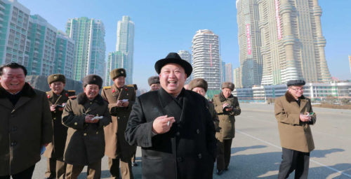 In a hard news vacuum, the Kim Jong Un health rumor mill goes into overdrive