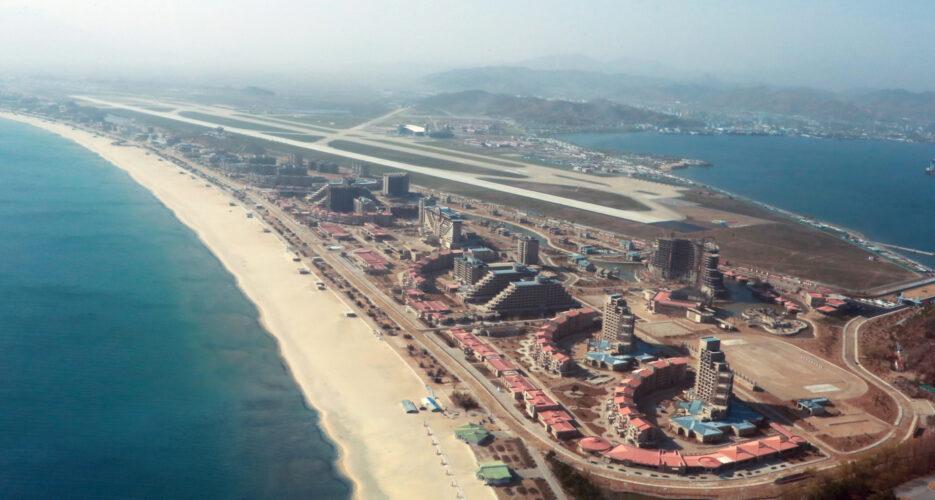 North Korea's Wonsan-Kalma project fails to meet April 15 completion deadline