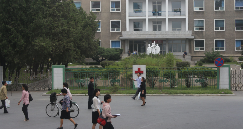 North Korea admits medical supply 'shortage' in new United Nations report