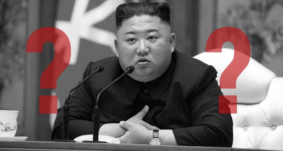 Amid health rumors, Kim Jong Un absent for two consecutive three-week periods