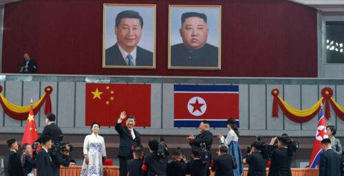 North Korean foreign minister endorses China's Hong Kong policy
