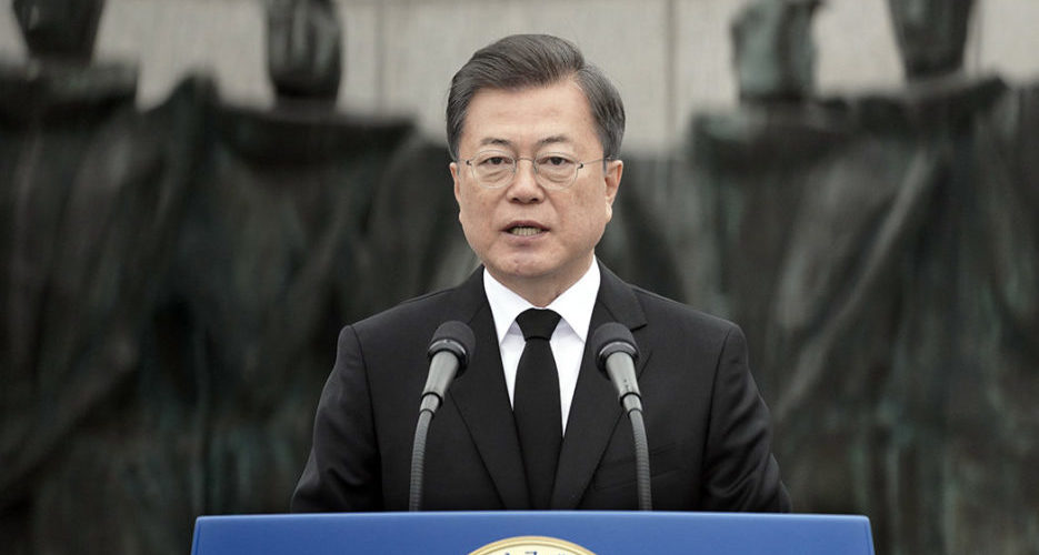 Will South Korea's president ever stop pushing for diplomacy with the North?