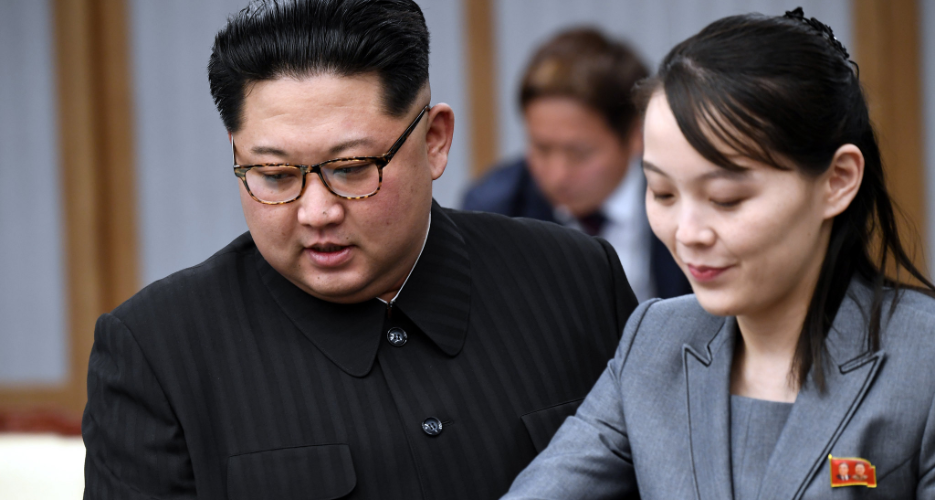 Dialling up the volume: what is the Kims' game?