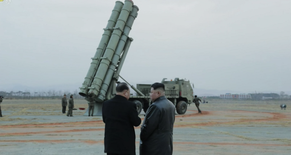 North Korea says will bolster nuclear deterrent, slams U.S. on war anniversary