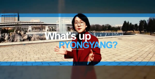 """What's up Pyongyang? North Korea experiments with vlogging to fight """"fake news"""""""