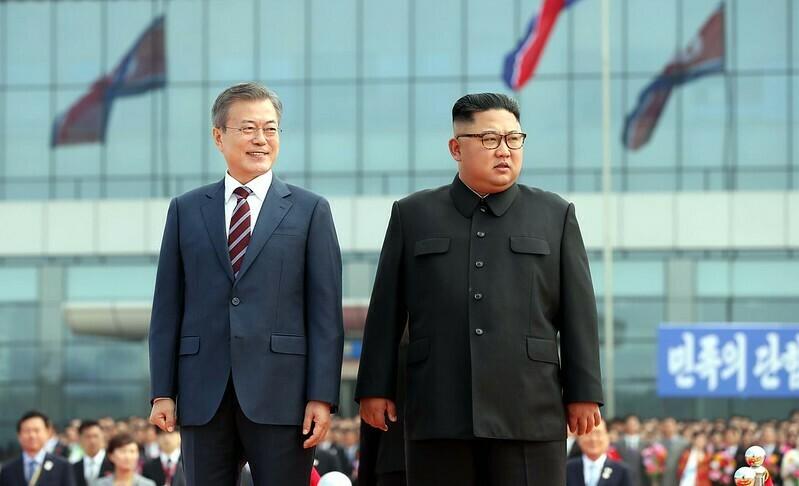 South Korean man's death is an 'opportunity' for inter-Korean talks, Moon says
