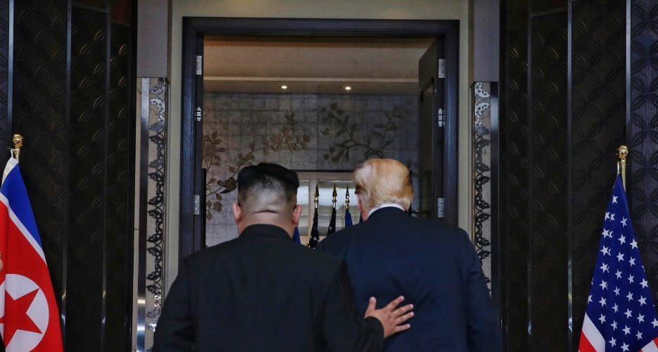 Biden administration taps diplomat who helped with historic North Korea summit