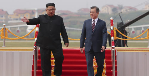 Column: At least Moon Jae-in's North Korea policy is consistent