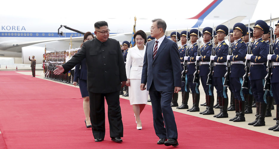 Show me the money: Pyongyang's reluctance to accept Seoul's olive branch