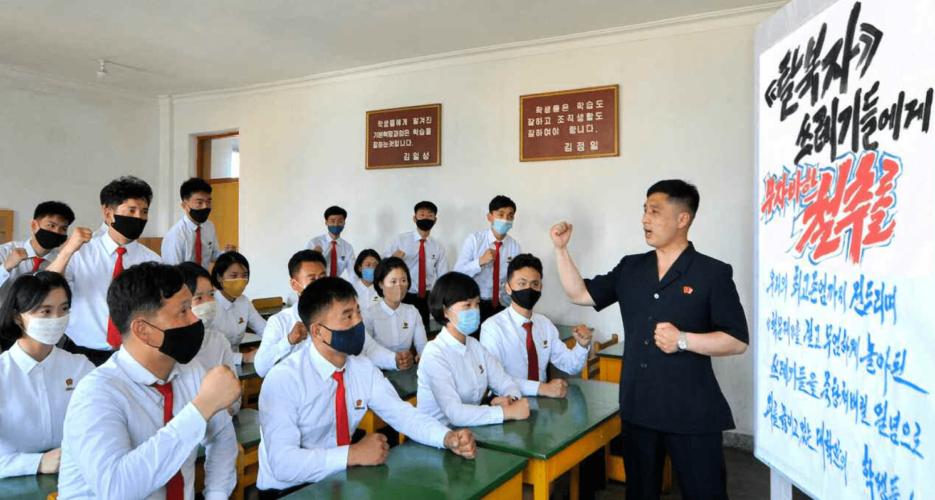 "North Koreans ready to rain ""leaflet bombs"" down on South Korea: state media"