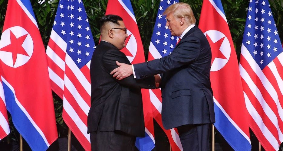Why the Singapore summit was an opportunity that may not present itself again