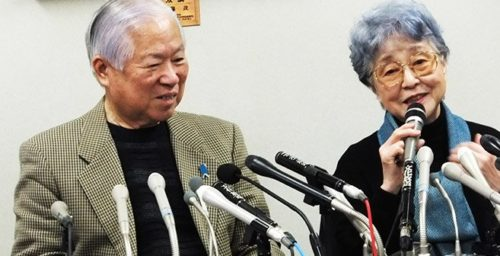 Shigeru Yokota, crusader for Japanese abducted by North Korea, dies at 87