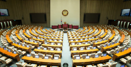 Controversial South Korean 'anti-leaflet' bill delayed after filibuster attempt