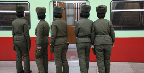 North Korean women suffer 'gender-specific' abuses, new UN report says