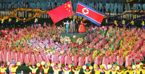 North Korea speaks up to defend China amid genocide allegations