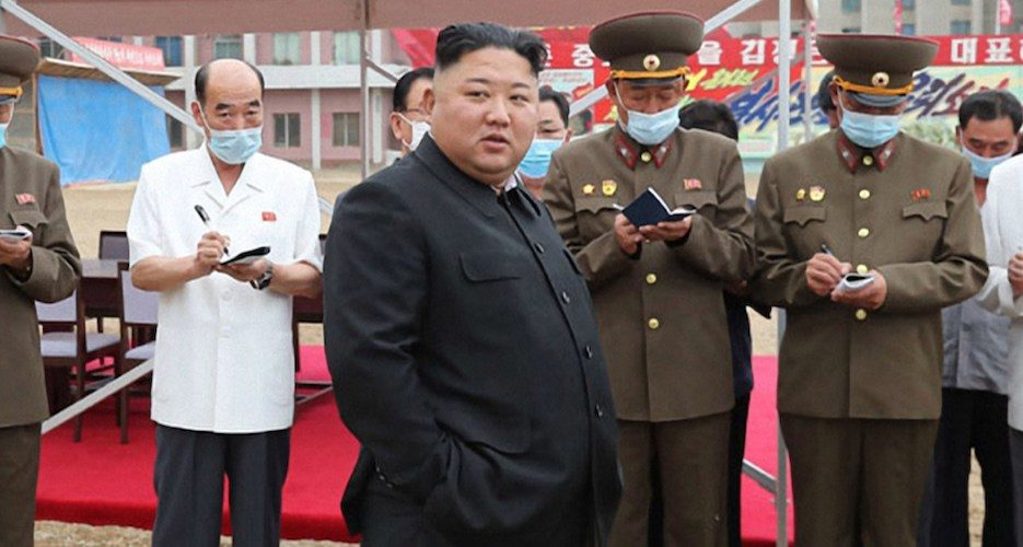 Kim's construction project woes reflect his poor economic planning