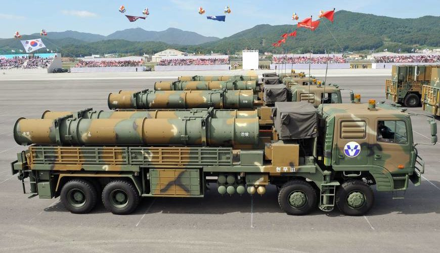 North Korea accuses US of 'hostile act' in terminating ROK missile limits