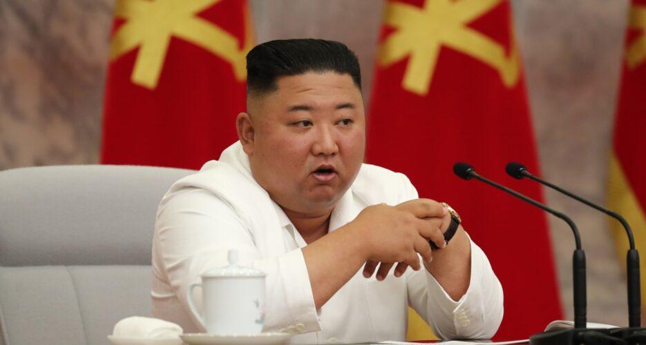 Kim Jong Un reappears at Politburo meeting on COVID-19