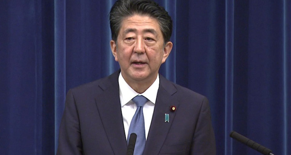 Japanese PM Shinzo Abe resigns, regrets not solving North Korea abductees issue