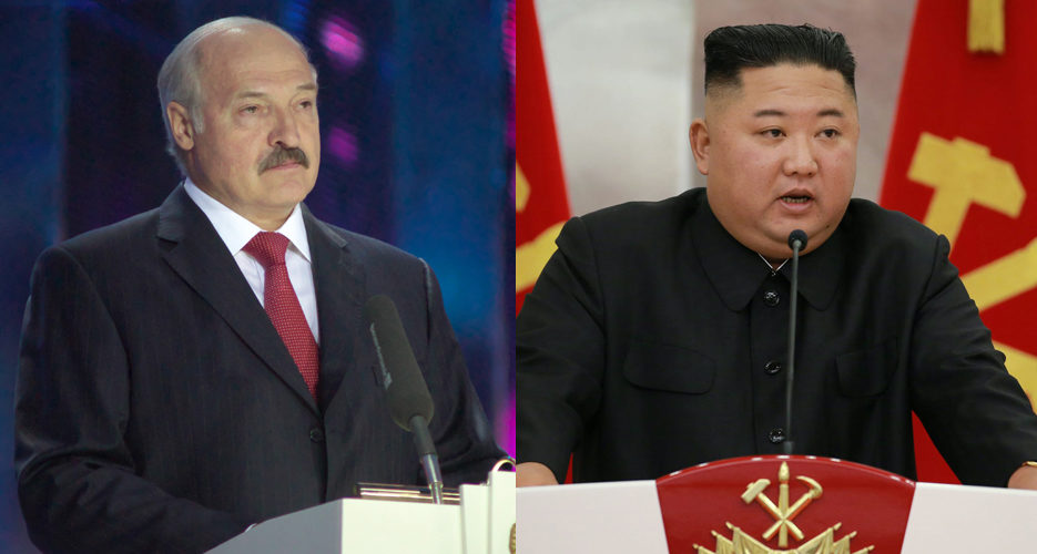 Kim Jong Un should be watching the Belarus uprising very closely