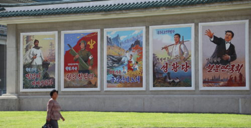 Short satirical films are a window into North Korean society