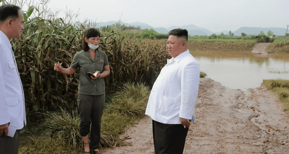EU grants almost $590,000 to help North Koreans cope with climate disasters