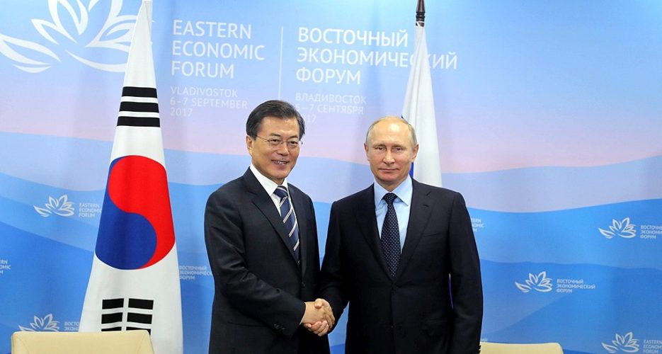 30 years later, Russia and South Korea's relationship is going steady