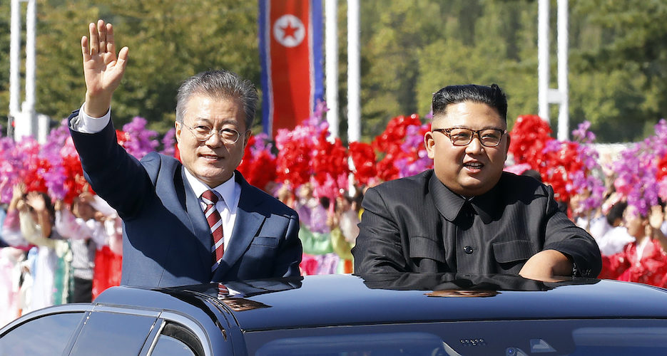 Growing US-China tensions could keep North and South Korea apart forever