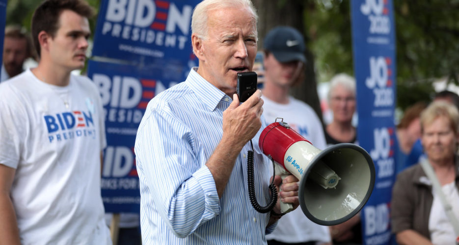 Biden writes rare op-ed on denuclearization and Korean War family separations