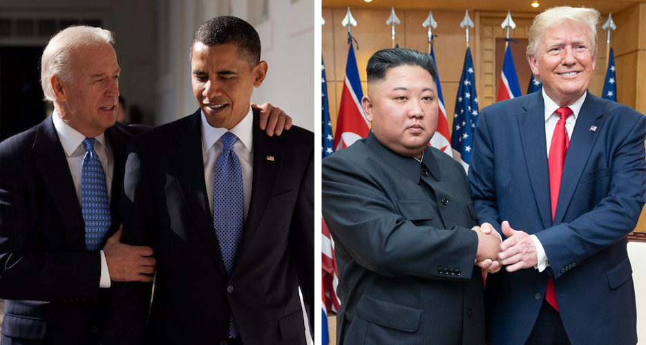 Obama slams Trump, says Biden 'wouldn't coddle' North Korean leader Kim Jong Un