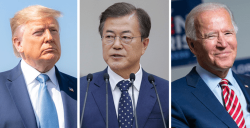Expert roundup: Would South Korea's president prefer Biden or Trump?