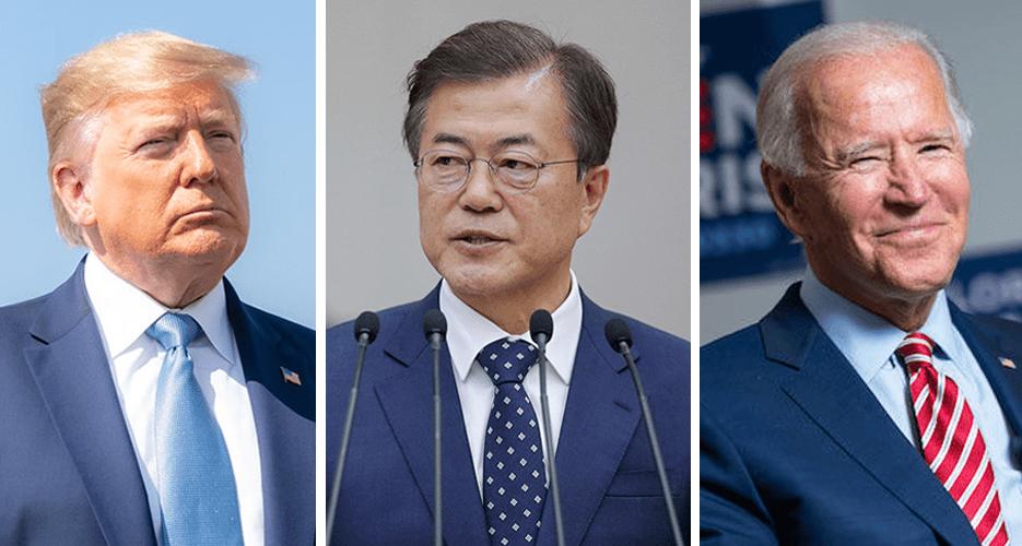 Expert roundup: Would South Korea's president prefer Biden or Trump?