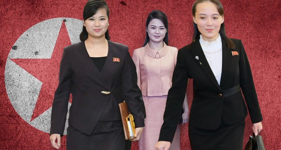 What's going on with Kim Jong Un's close circle of women?