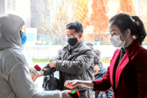 Japanese opposition lawmaker proposes donating COVID vaccines to North Korea