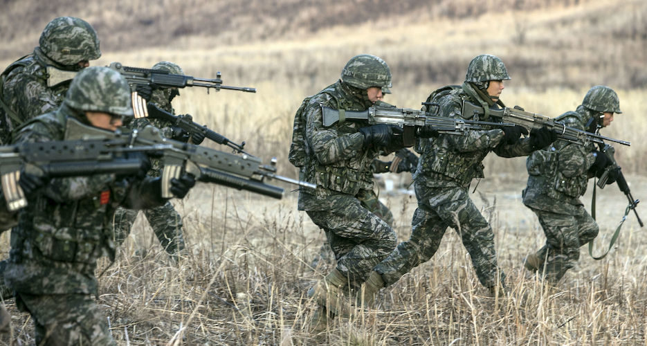 US approves sale of $258 million worth of guided munitions to South Korea