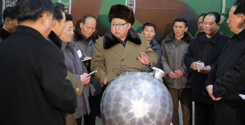 US forces must 'be ready' for North Korean nuclear, chemical attacks: Official