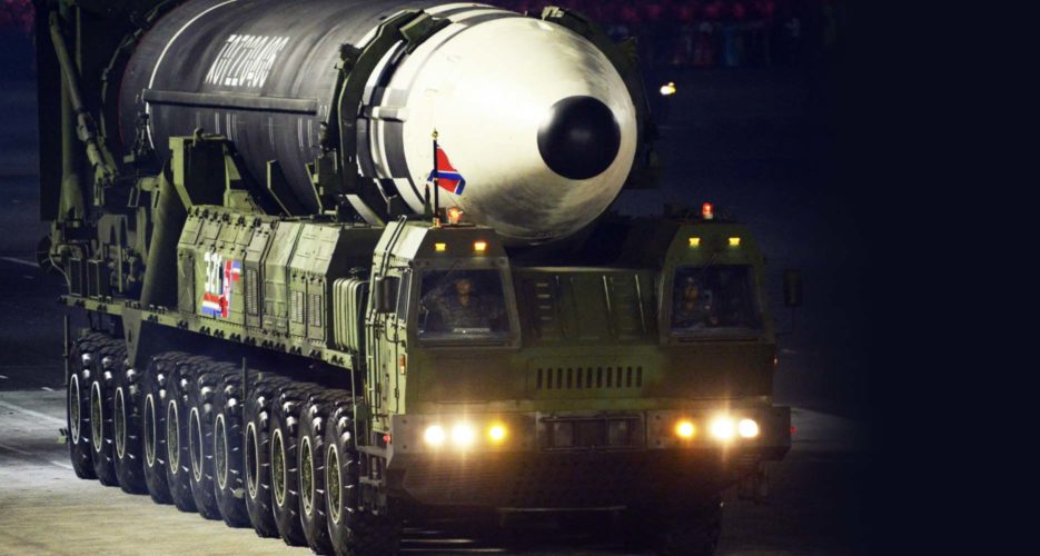 North Korea may test improved ICBM design 'in near future': US Air Force General