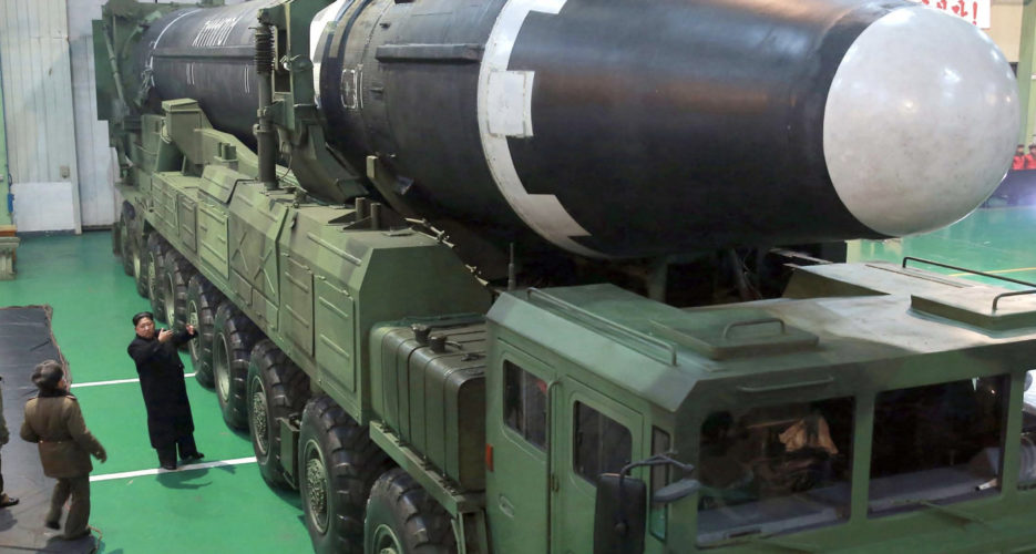Photos: New North Korean weapons book chronicles the country's nuke development