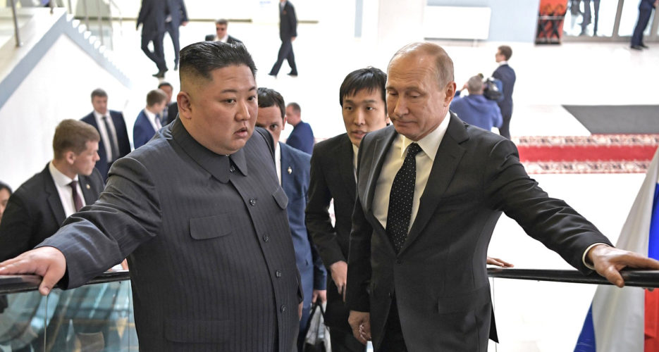 Russia-North Korea relations hit a high point and then fell into a deadlock