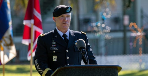 General Paul LaCamera nominated as next US Forces Korea commander
